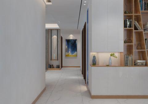 餐厅走廊现代风格装修效果图