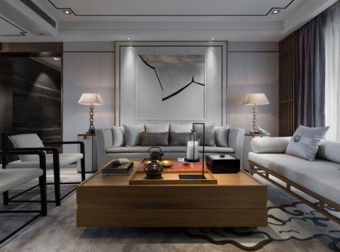 客厅背景墙经典风格效果图