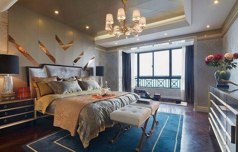 卧室灯具简欧风格效果图
