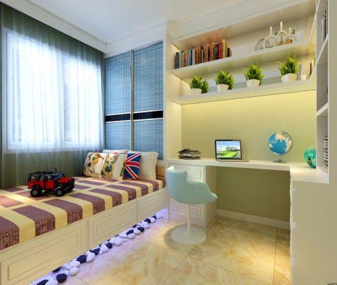 卧室现代简约风格装修图片