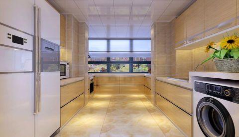 厨房现代简约风格装饰图片