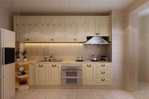 厨房橱柜韩式风格装饰图片