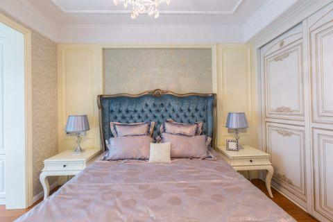 现代欧式风格140平米3房2厅房子装饰效果图