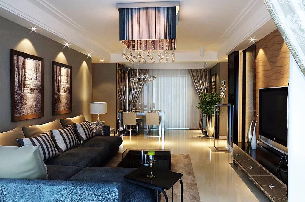 3室2卫2厅90平米北欧风格