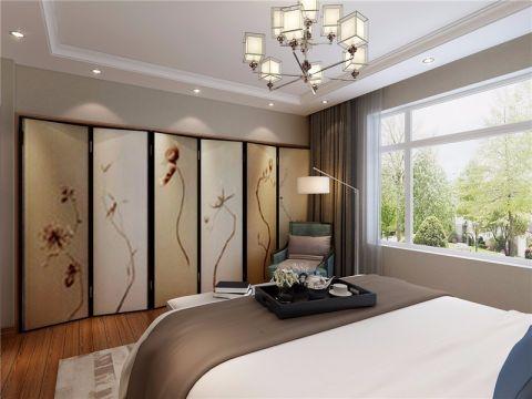 卧室灯具简约风格装饰图片
