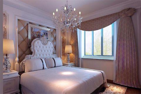 卧室灯具欧式风格装修图片