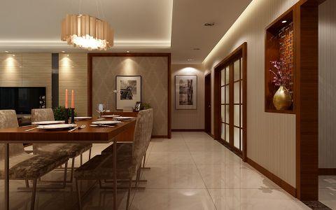 现代风格150平米大户型房子装饰效果图