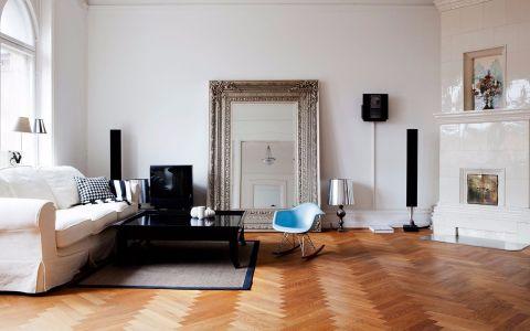 北欧风格134平米3房2厅房子装饰效果图