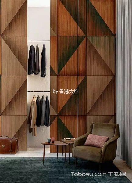 卧室灰色地板砖混搭风格装潢设计图片