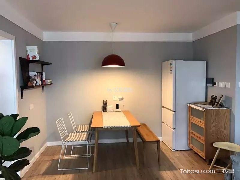 简约风格60平米公寓房子装饰效果图