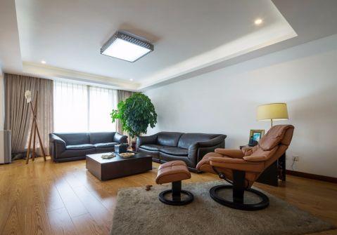 简约风格320平米大户型房子装饰效果图