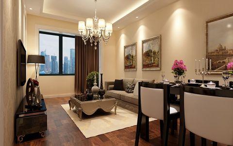 2020欧式90平米装饰设计 2020欧式楼房图片