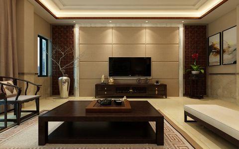 【凯旋装饰】金葡萄家园新中式风格效果图