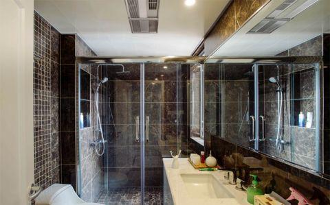 卫生间吊顶现代简约风格装潢设计图片