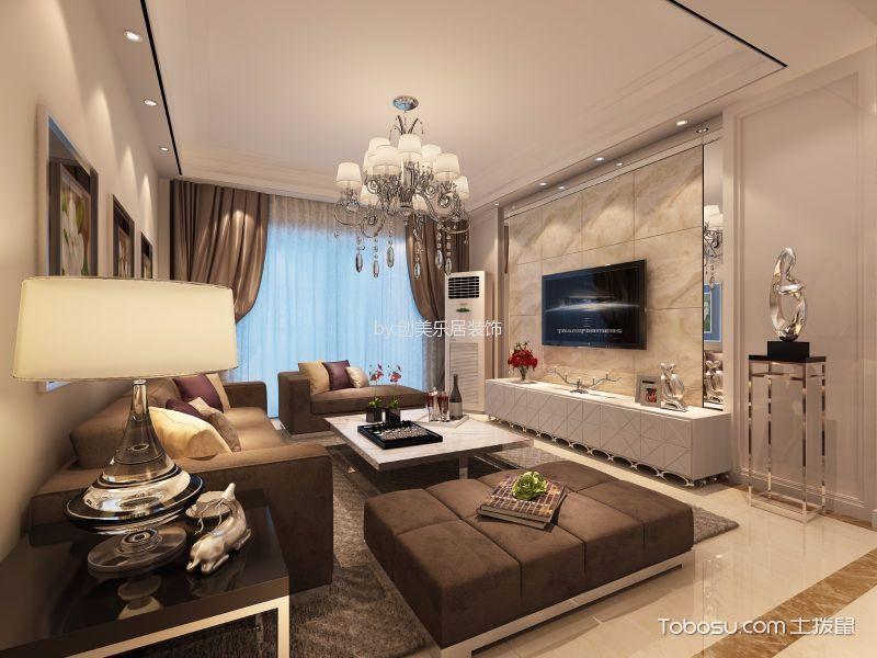 2019简欧90平米装饰设计2019简欧二别墅装修设计110平方的居室设计图图片