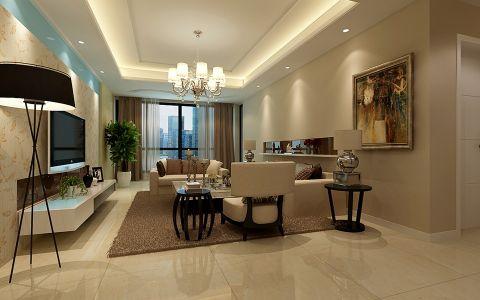 现代风格180平米别墅房子装饰效果图