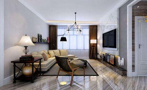 现代风格150平米3房2厅房子装饰效果图