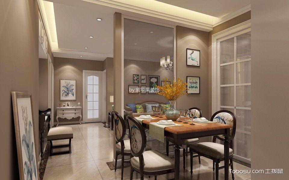 金葡萄家园简欧风格设计案例