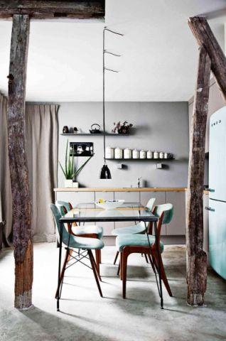 北欧风格800平米别墅新房装修效果图