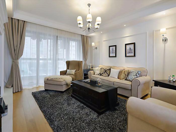 3室2卫2厅109平米现代简约风格