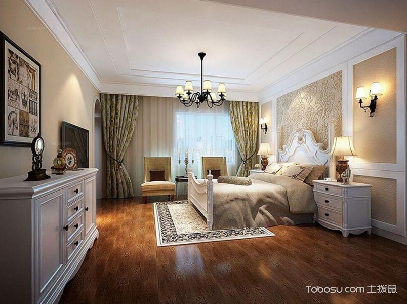 欧式风格160平米复式新房装修效果图