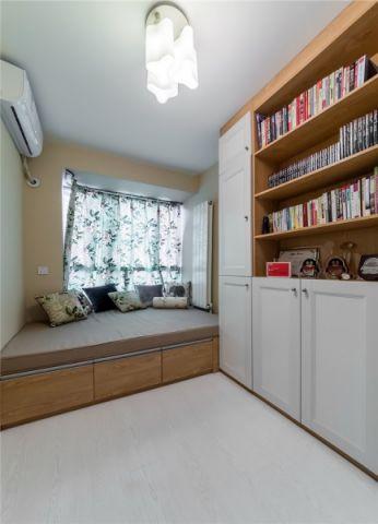 书房榻榻米现代设计图