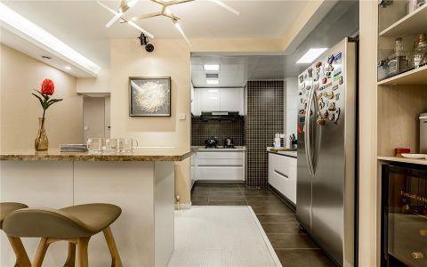 摩登厨房设计图片