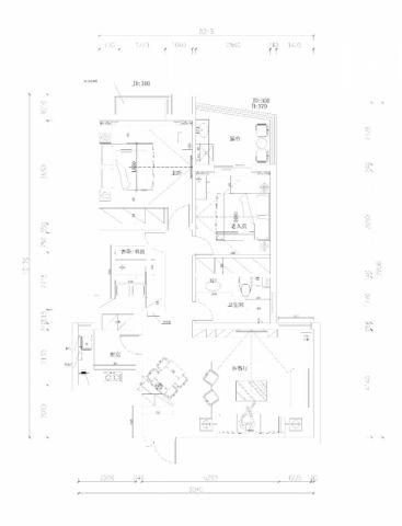 郑州家装设计 北欧工业风——新潮实用的家