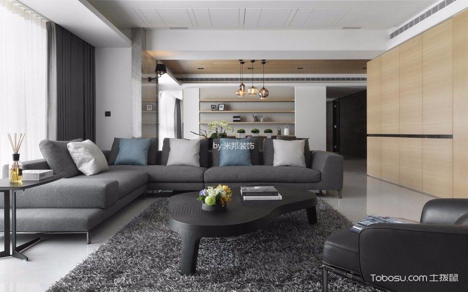 现代风格143平米4房2厅房子装饰效果图