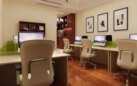紫廷名苑办公室装饰效果图