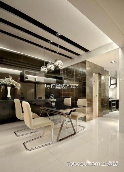 丰源天域现代简约风格四居室装修效果图