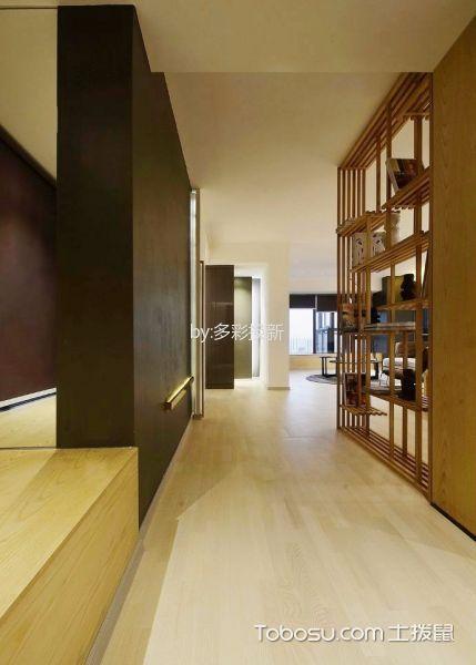 玄关米色走廊现代风格装修设计图片