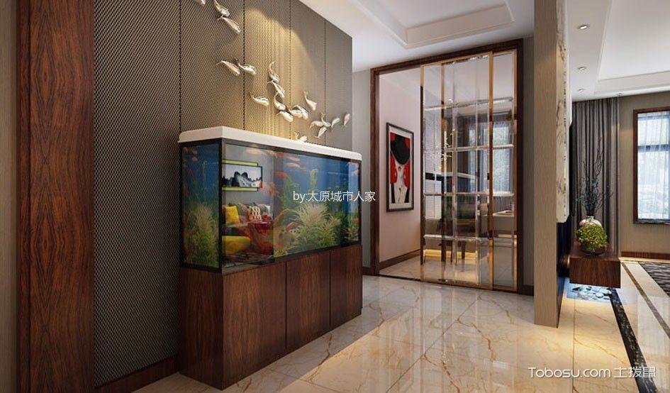 玄关灰色走廊现代风格装饰效果图