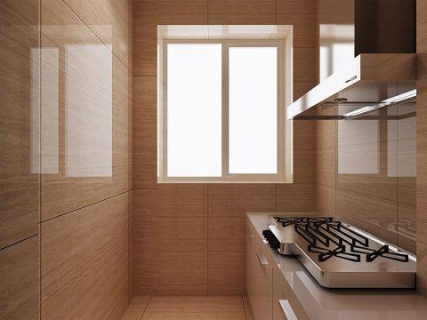 厨房窗台简约风格装饰设计图片
