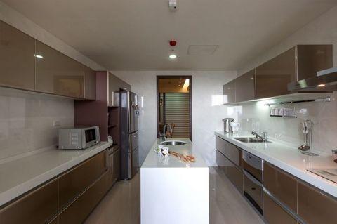 厨房吊顶现代风格装潢效果图