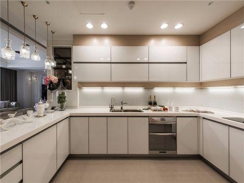 厨房吊顶简约风格装修效果图
