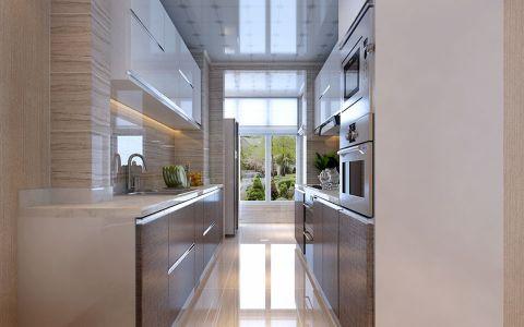 厨房走廊简约风格装饰效果图