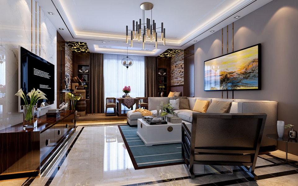 4室2卫2厅190平米简约风格
