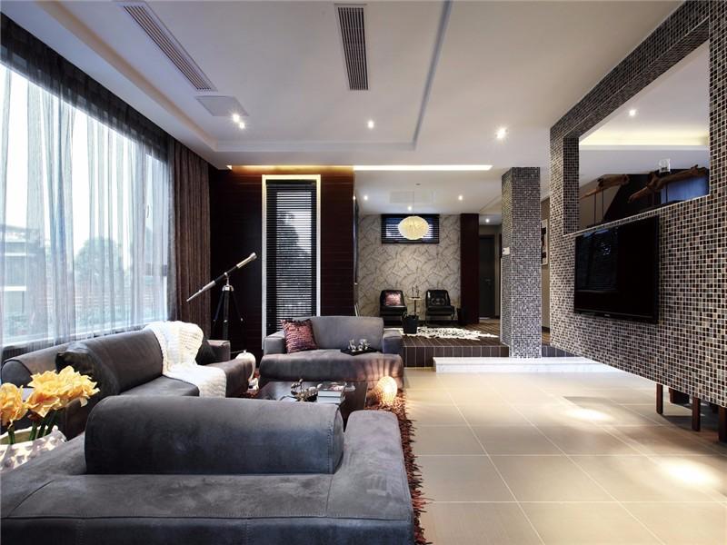 3室1卫1厅简约风格