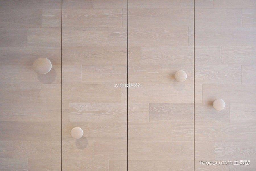 玄关米色背景墙北欧风格装饰效果图