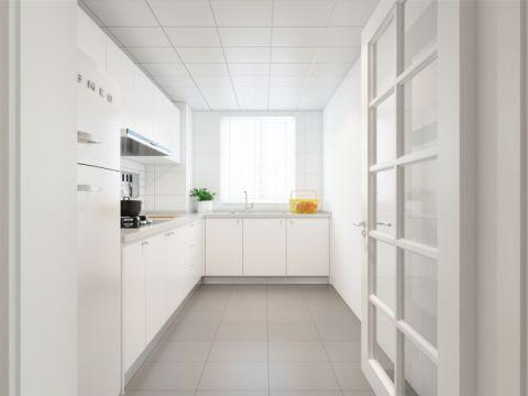 厨房吊顶简约风格装饰效果图