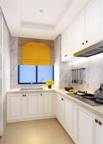 厨房吊顶欧式风格装饰设计图片