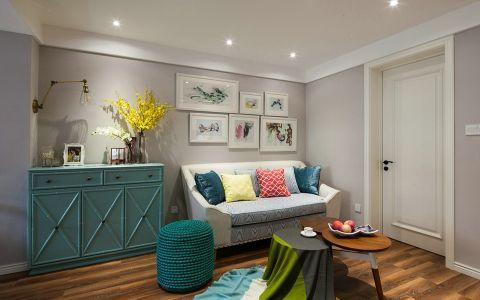 现代风格90平米小面积新房装修效果图