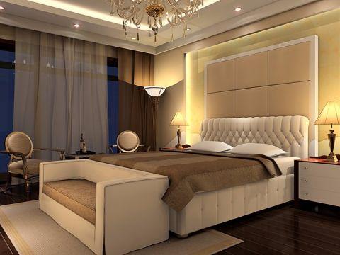 星光国际118三居室现代简约风
