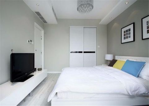 王家湾中央生活区两居室