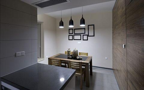 新中式风格120平米大户型新房装修效果图