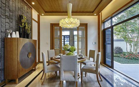 日式风格300平米别墅房子装饰效果图