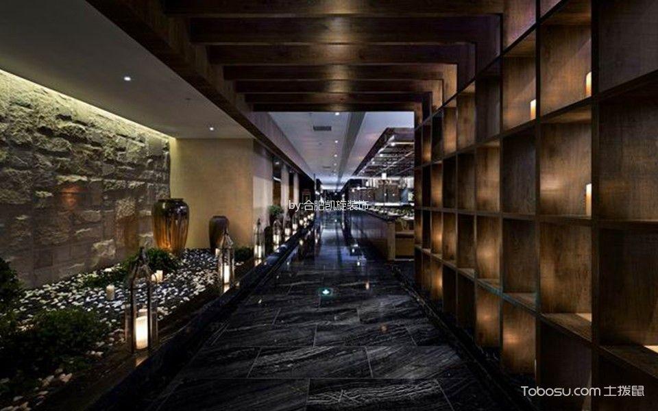 时尚风格餐厅走廊装修设计图片