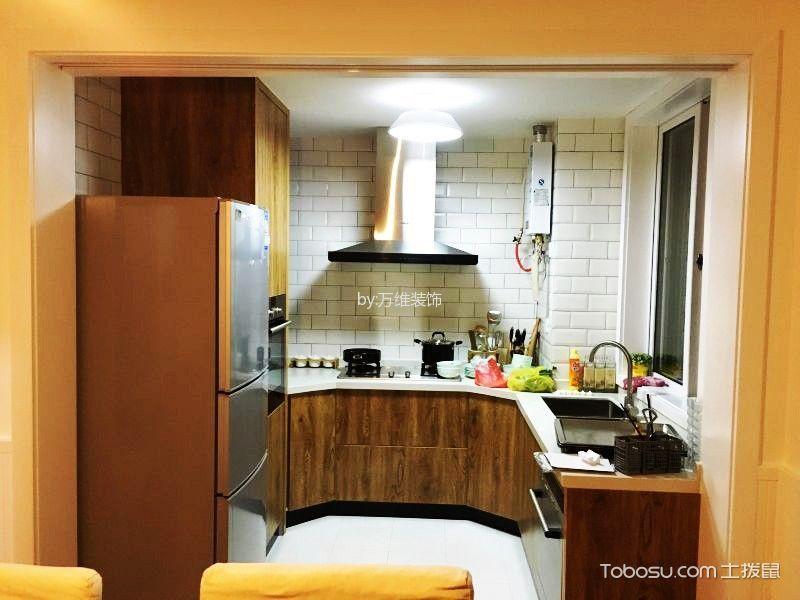 日式风格85平米小户型室内装修效果图