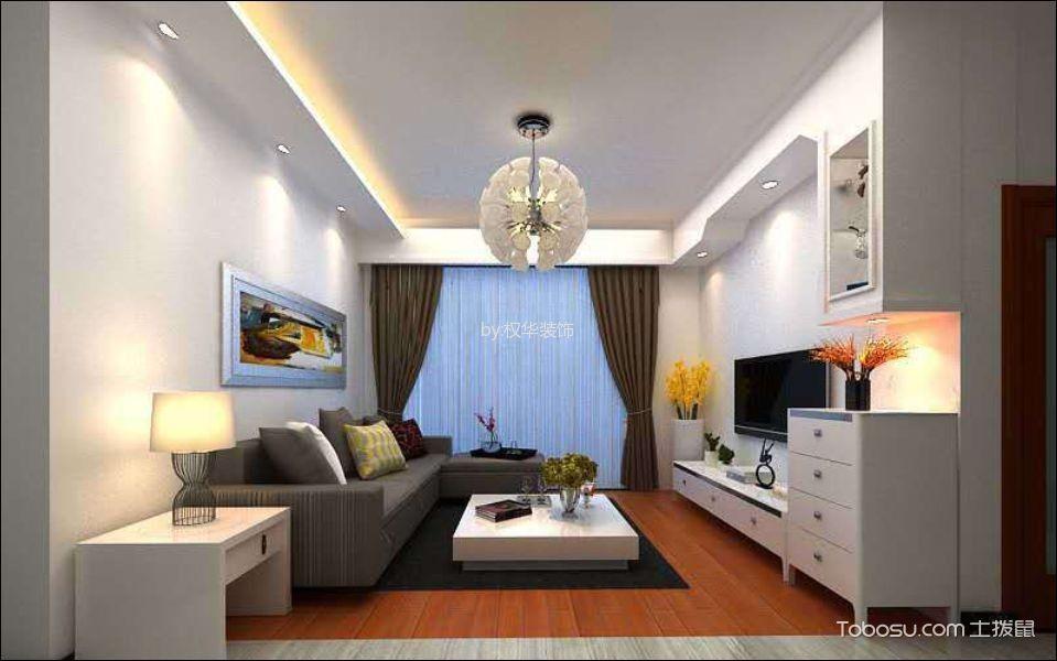 欧式风格大户型套房装修效果图